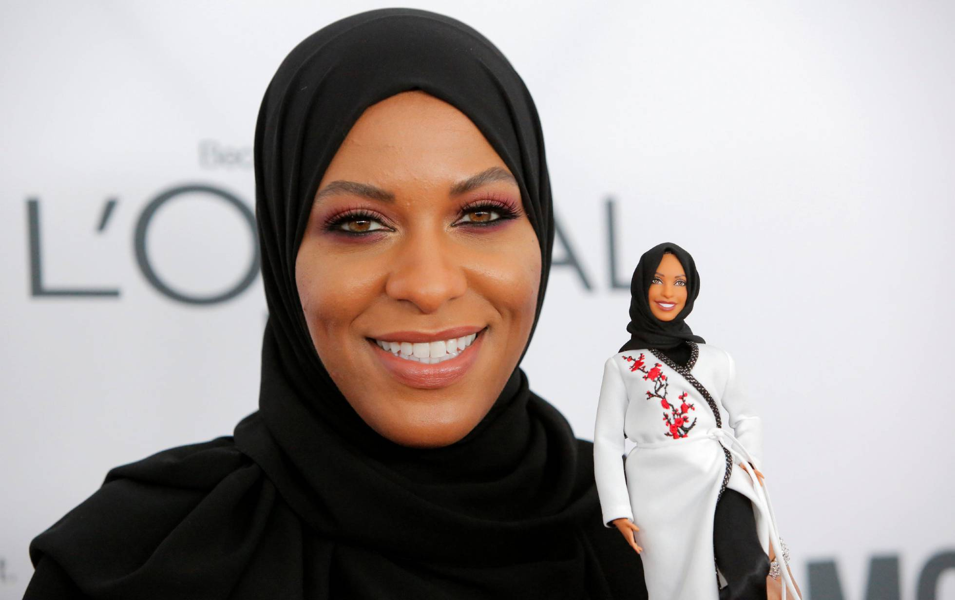 barbie con hiyab
