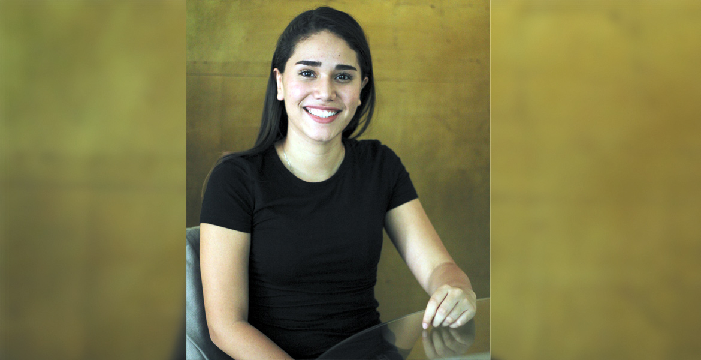 Ximena Arizmendi no al uso de popotes