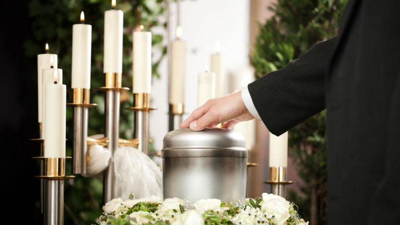 urna funeraria qué es la aquamación