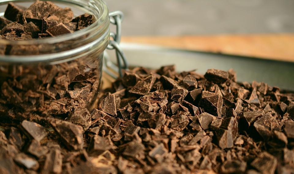 chocolate oscuro mejora memoria