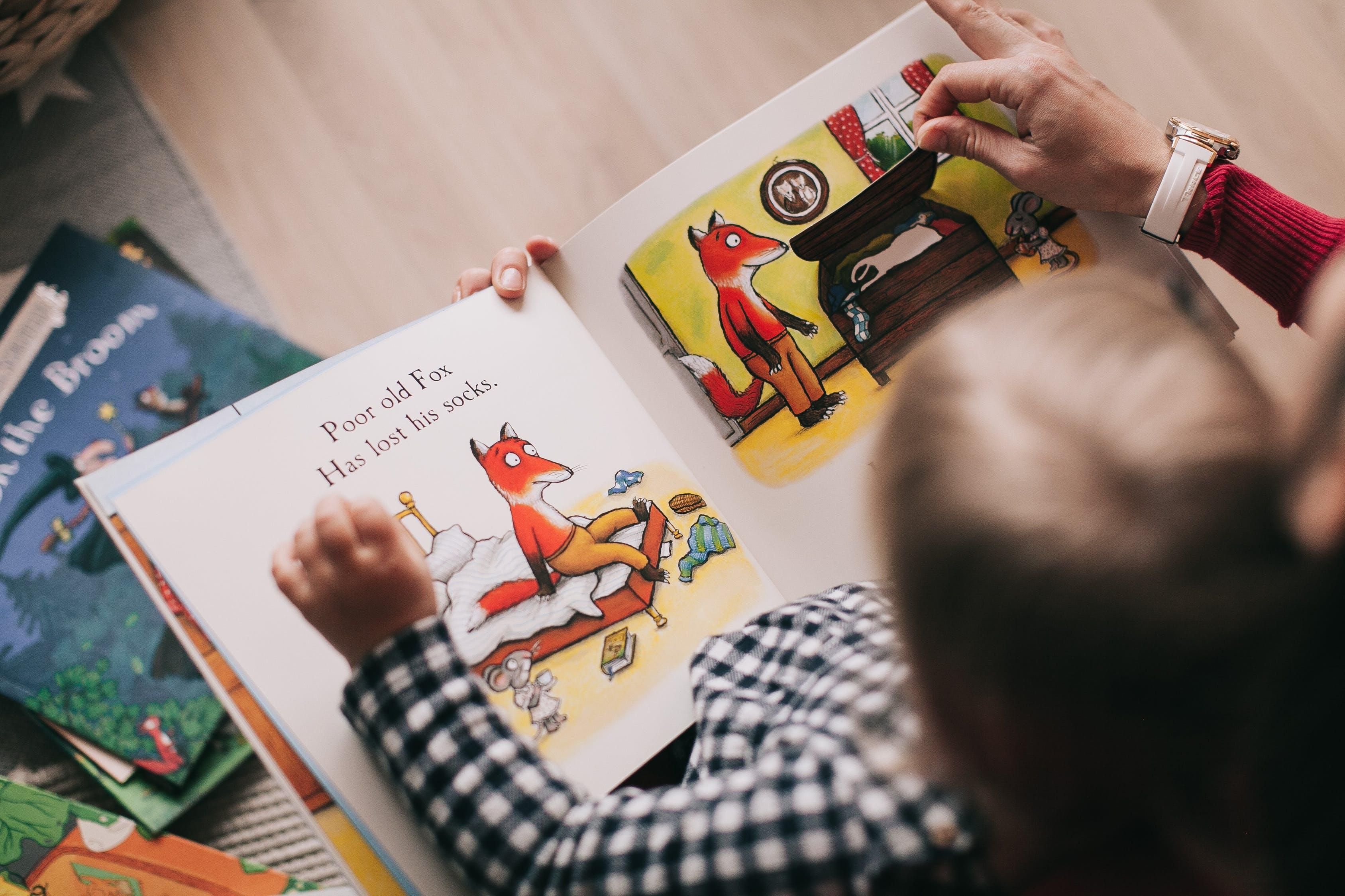 cuentos para leer con niños