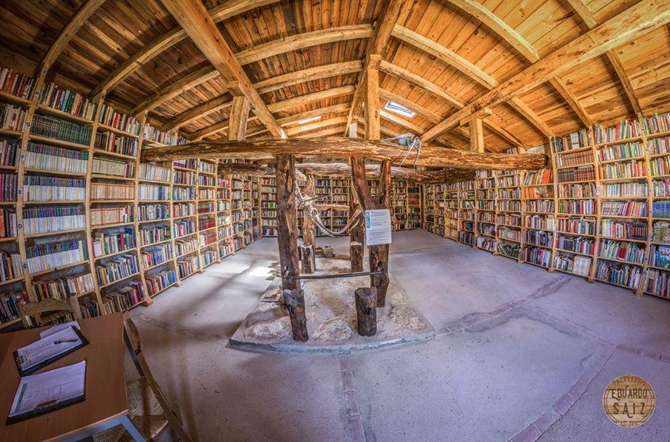 biblioteca quintanlara burgos