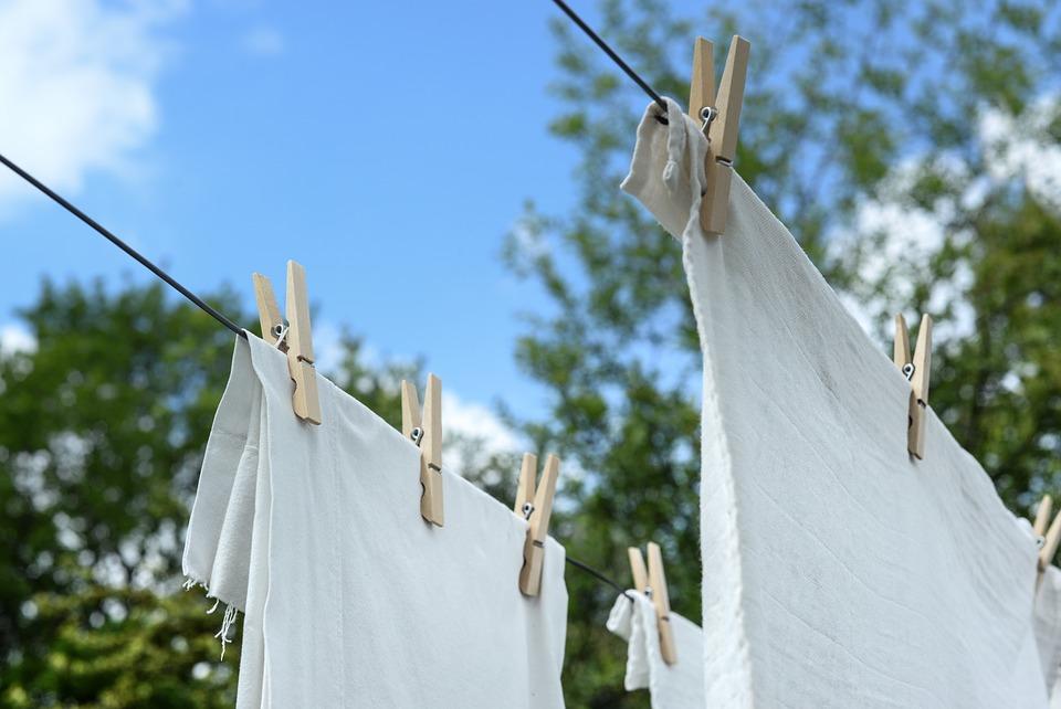 lavar ropa ecológicamente